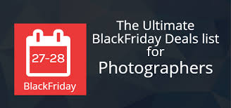 best black friday store deals list photographers u2013 the ultimate cybermonday u0026 black friday deals list
