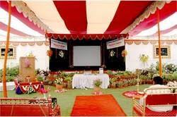 Bengali Mandap Decorations Kv Designs U0026 Decor Goa Service Provider Of Mandap Decoretors