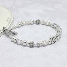 mothers bracelet simple beauty mothers bracelets in all sterling silver with