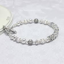mothers bracelets mothers name bracelets