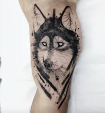 cool wolf inkstylemag