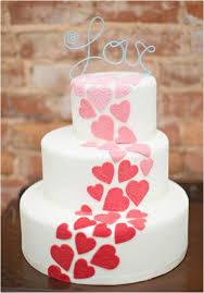 ruby wedding cakes top 13 ombre wedding cakes ruby wedding design