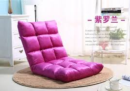 Reclining Chaise Lounge Sleep Chaise Floor Seating Living Room Furniture Relax Japanese