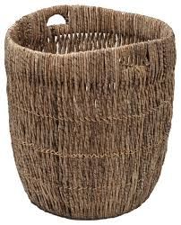 Indoor Planter Pots by Large Indoor Planter Or Storage Basket In Sea Grass Tropical