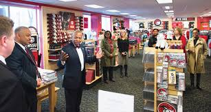 wssu alumni apparel expanded wssu bookstore officially opens ws chronicle