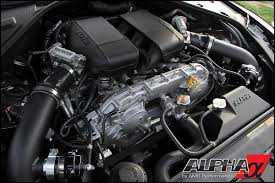 Nissan Gtr Alpha 12 - performance r35 gt r induction kit