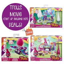 dreamworks trolls building craft kits deals