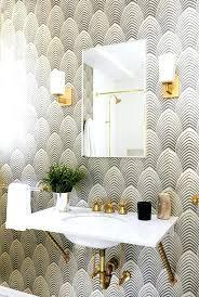 wallpaper borders bathroom ideas attractive wall borders for bathrooms parsmfg