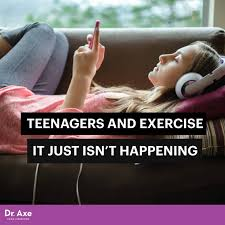 Teenagers Meme - teenagers and exercise a problem to be reversed dr axe