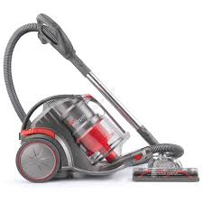 Canister Vaccum Hoover Zen Whisper Turbo Bagless Canister Vacuum Sh40080