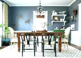 dining table with rug underneath rug under dining room table burlap dining chairs large rug under