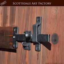 image result for blacksmith made door handles door latches