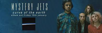 Blue Photo Album Mystery Jets U2013 Curve Of The Earth Exclusive Album Stream Music