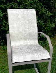 elegant sling chair replacement fabric outdoor furniture for carter