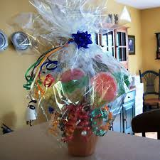 gift basket wrapping gift wrapping clear cellophane roll gift basket arts and crafts