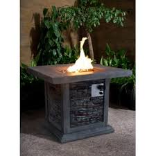 Little Red Fire Pit - outdoor fireplaces