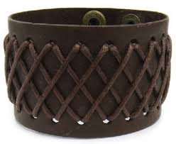 leather bracelet styles images 9 different types of leather bracelets for men and women jpg