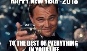 happy new year memes 2018 funny images sms quotes best collections