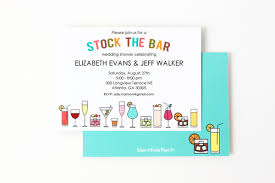 stock the bar invitations baby shower invitations birthday invites moving and birth