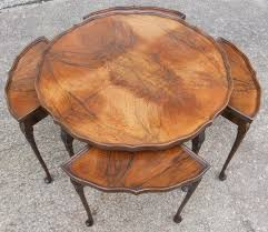 antique round coffee table lovely antique round coffee table french antique coffee table