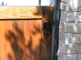 Home Decorators Free Shipping Code 2013 Asian Style Gate Latch On Contemporary Wood Gate
