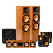 klipsch hdt 600 home theater system standard home cinema system indoor 5 1 rf 7 ii klipsch