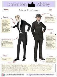 Downton Abbey Halloween Costume Downton Abbey Men U0027s Costume Guide 1920 U0027s