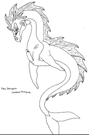 serpent coloring pages