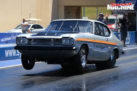 nomad drag car dj carl cox and his collection of street and strip rods