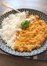 douce cuisine cooking dhal de patate douce et lentilles corail cooking