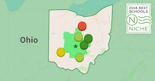 Dublin Ohio Map by 2018 Best Districts In The Columbus Area Niche