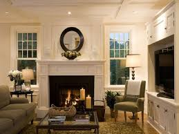 kitchen living room design ideas best 25 fireplace between windows ideas on kitchen