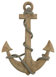 wooden anchor wall wooden anchor wall decor at home and interior design ideas