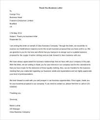 10 Formal Business Letter Format Samples Example Free