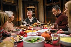thanksgiving photo effects the case for talking politics at thanksgiving chicago tribune