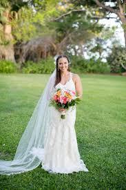 Hawaiian Wedding Dresses Megan Erik U0027s Beachside Hawaiian Wedding U2014 Little White Dress