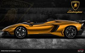 gold cars photo collection gold lamborghini aventador j