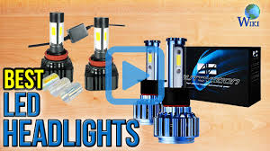 Led Light Bulbs Ebay by Top 8 Led Headlights Of 2017 Video Review