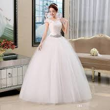 wedding frocks wedding dresses new arrival white wedding gowns lace up