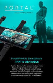 Mobile Porta Telefono Ikea by Portal By Arubixs Flexible Wearable Smartphone Indiegogo