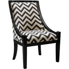 Black And White Striped Accent Chair Jla Coryn Fabric Accent Chair 229 Liked On Polyvore