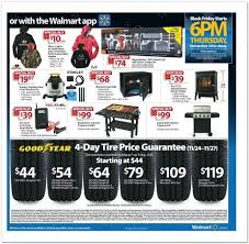 walmart thanksgiving deal walmart black friday ad for 2016 is here