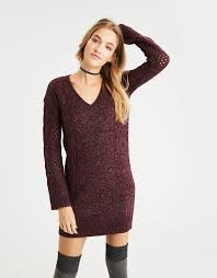 maroon sweater dress ae ahh mazingly cable knit sweater dress burgundy