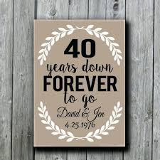 30th anniversary gifts for parents 45th wedding anniversary gift ideas parents imbusy for