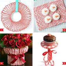 Where To Buy Candy Canes Candy Cane Garland Tutorial Photo Illustrated Step By Step