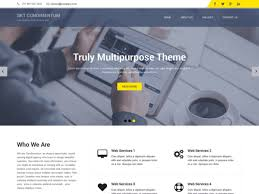 top best free wordpress business corporate themes u0026 templates