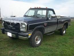 dodge 1992 cummins buy used 1992 dodge 250 le 4x4 cummins turbo diesel in wauzeka