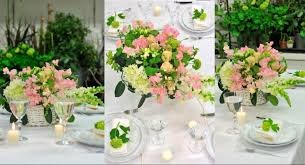 centre de table mariage pas cher réaliser un bouquet en centre de table prima