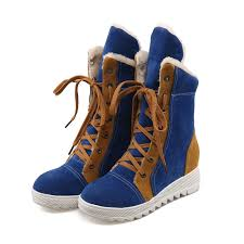 womens boots toe s plus size boots fashion toe boots lace