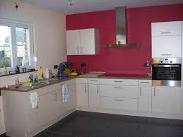 cuisine en couleur peindre mur cuisine avec collection avec impressionnant quel mur